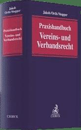 Handbuch Vereinsrecht 3D-cutout
